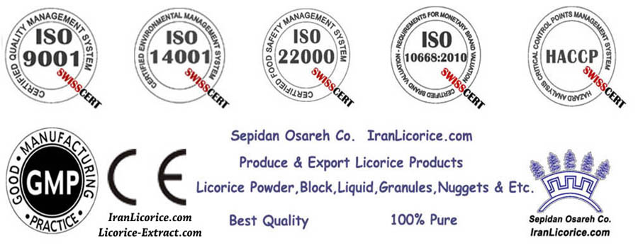 Licorice Certificate Best Quality 100% Pure Natural Nature Liquorice Extract Powder Block Granules Liquid Paste Blocks