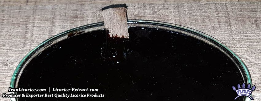 Licorice Extract Liquid Paste
