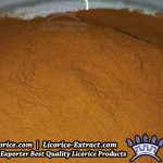 Licorice powder extract
